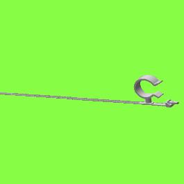 Lanière Pour Tube Démontable - Tube Tie wraps Re-openable