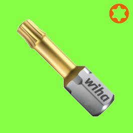 Embout Torsion TiN TORX, forme C6,3