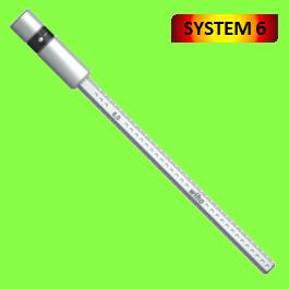 Rallonge pour Lames Réversibles System 6