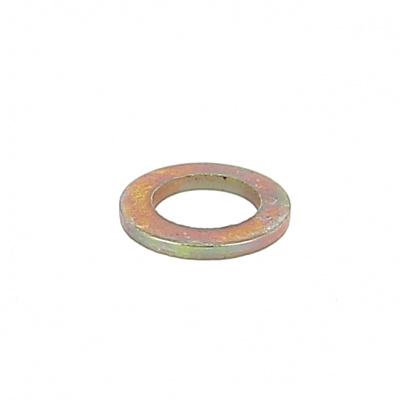 Rondella acciaio zincato bicromato Din 433