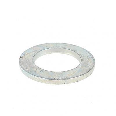 Rondella acciaio zincato bianco Din 433