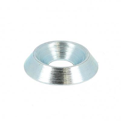 Rondella coppa piena acciaio zincato bianco NFE 27619