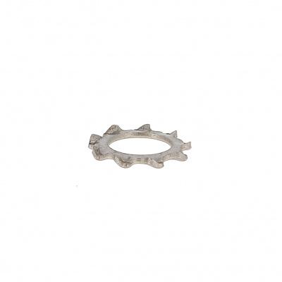 Rondella dentata acciaio inossidabile A2 Din 6797A